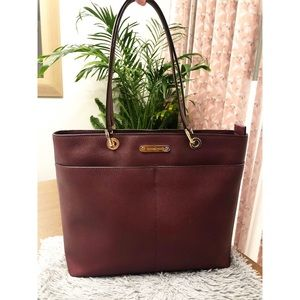 Authentic Michael Kors Tote Saffiano Leather